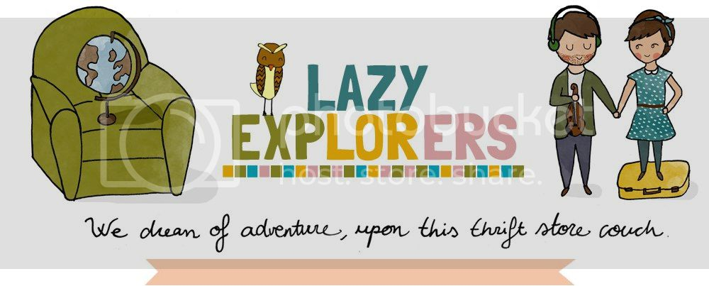 lazy explorers