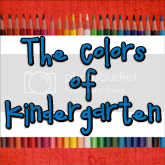 Colors of Kindergarten